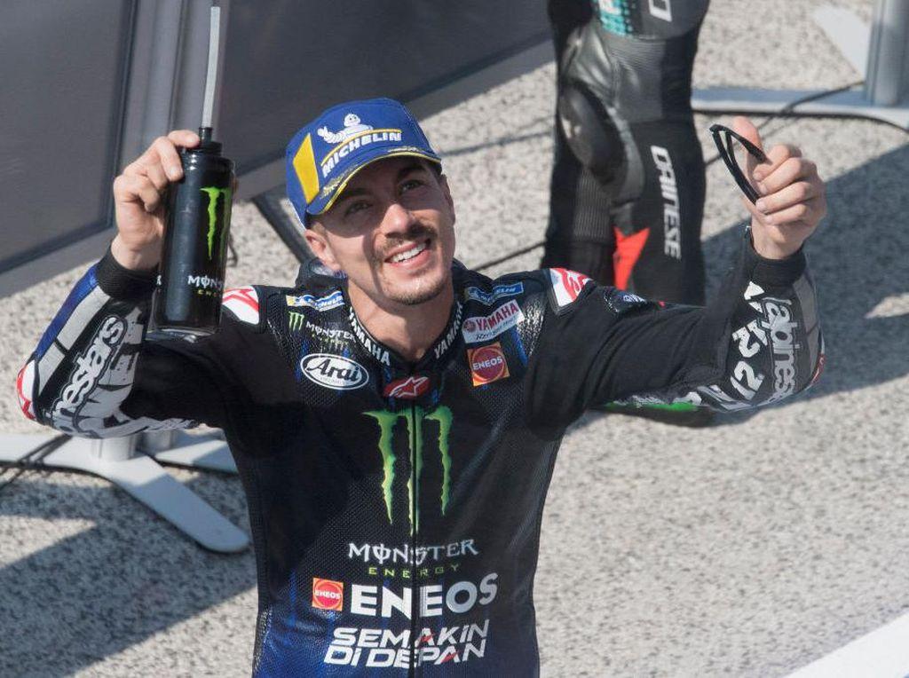 Maverick Vinales Desak Yamaha Siapkan Motor yang Lebih Baik dari Pekan Lalu
