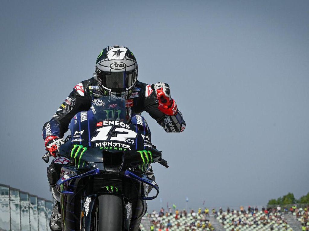 MotoGP San Marino: Vinales Cuma Mau Enjoy Meski Raih Pole