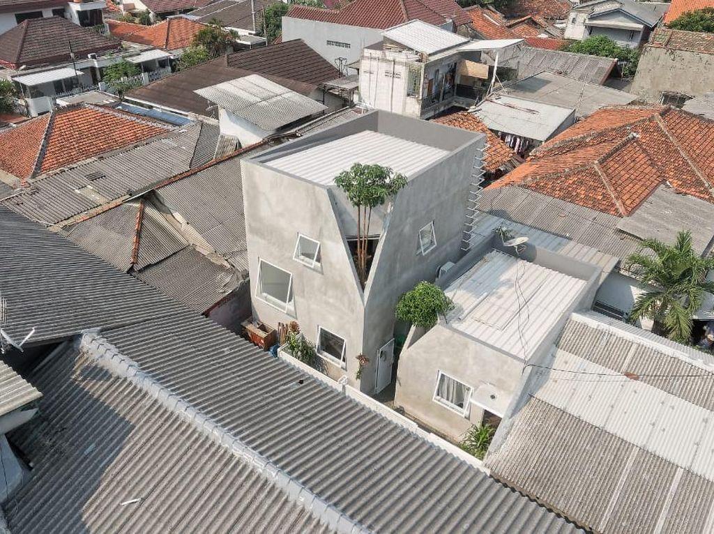 Masih Penasaran? Ini Rumah di Gang Cipulir yang Dapat Penghargaan Dunia