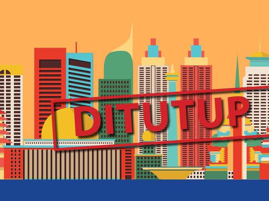 DKI Jakarta PSBB: Objek Wisata Ditutup, Hotel Beroperasi