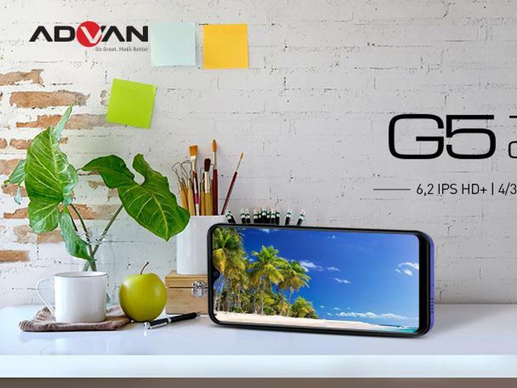 Cuma Rp 1 Jutaan, ADVAN G5 Berikan Mulusnya Waktu Belajar Online!