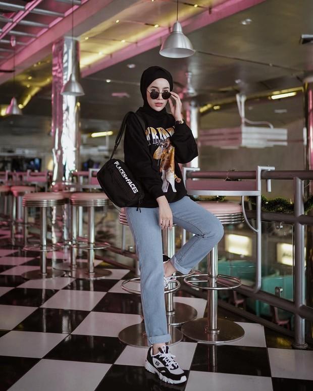 OOTD hijab keren