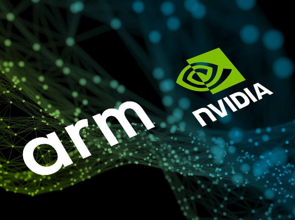 ARM Diakuisisi Nvidia Bikin Perusahaan Ini Cemas
