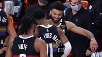 Hasil NBA: Nuggets Tumbangkan Clippers, Paksakan Gim Ketujuh