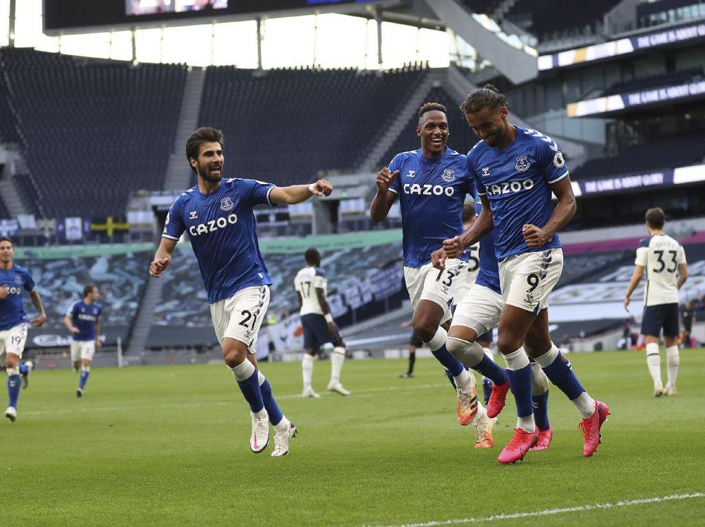Tottenham Hotspur Vs Everton: The Toffees Menang 1-0