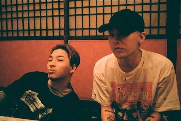 G-Dragon (GD) dan Taeyang 'BIGBANG', idol yang berasal dari YG Entertainment itu rupanya sudah berteman saat keduanya baru berusia 12 tahun.