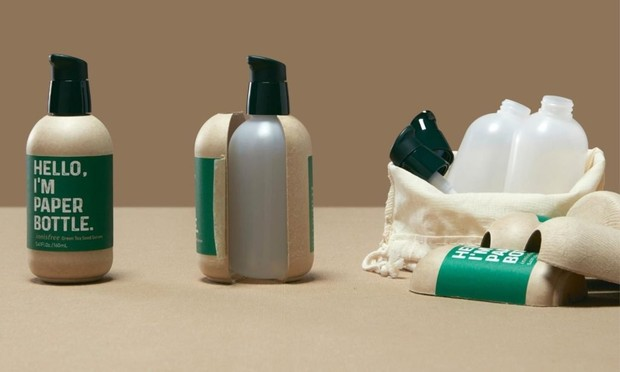 Kemaan baru dari Innisfree Bottle