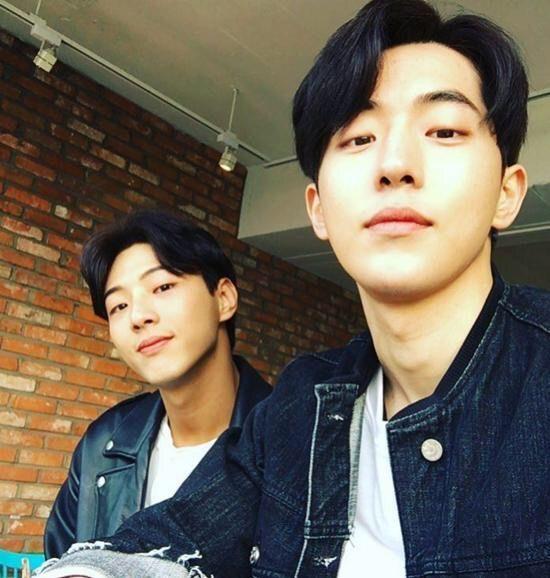 Ji Soo dan Nam Joo Hyuk