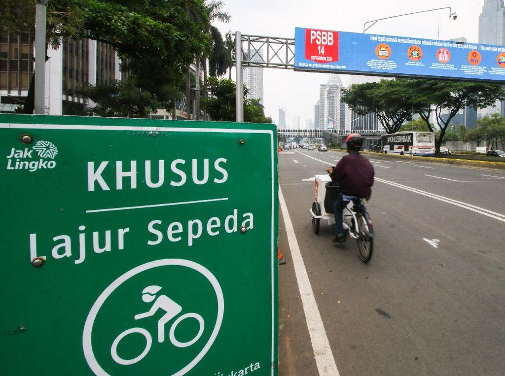 Soal Sepeda Jadi Alat Transportasi, Golkar Minta Anies Siapkan Fasilitas-Jalur