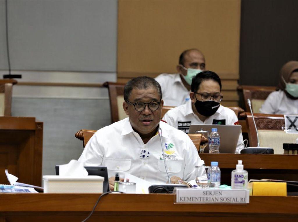 Usulan Anggaran Rp 92,8 T Kemensos Disetujui Komisi VIII DPR