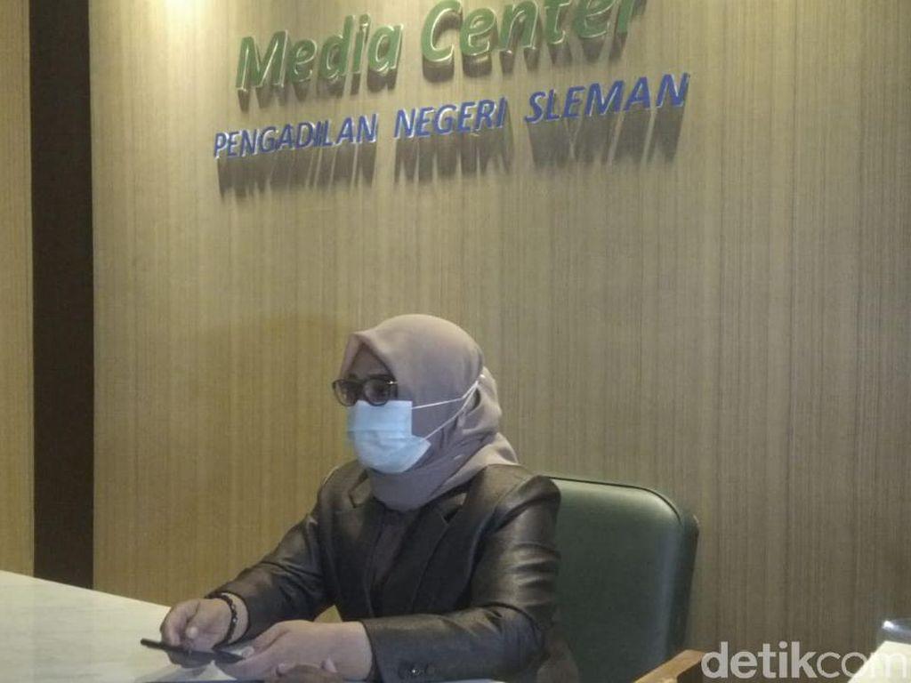 Ada Pegawai Positif Corona, PN Sleman Setop Aktivitas Perkantoran