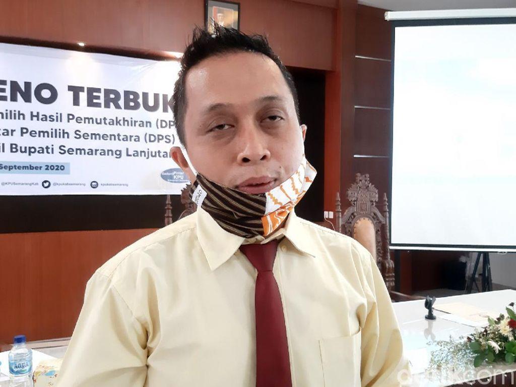 Berkas Ngebas di Pilbup Semarang Kini Dinyatakan Lengkap