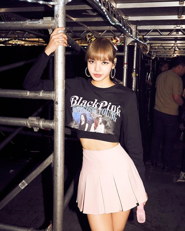 Lisa BLACKPINK/ Foto: Koreaboo