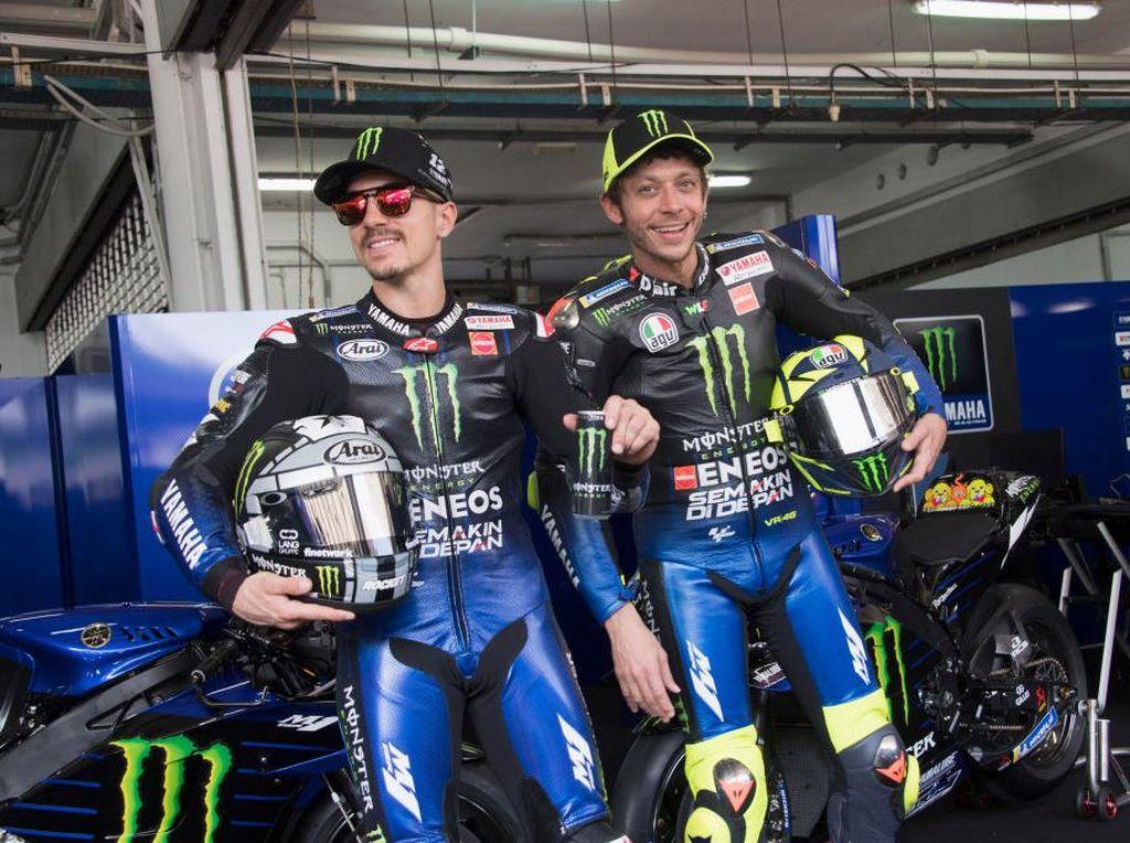 Vinales: Monster Energy Yamaha Bakal Beda Tanpa Rossi, tapi...