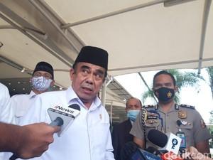 Menag Sesalkan Kerumunan Massa dalam Pengajian dan Haul di Tangerang