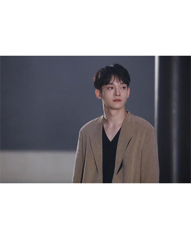 Seorang dukun Korea meramal bahwa Chen sudah bersama seorang wanita yang bukan dari kalangan selebriti.