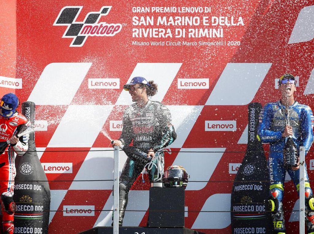 6 Race, 5 Pemenang Berbeda... MotoGP Belum Pernah Sesengit Ini!