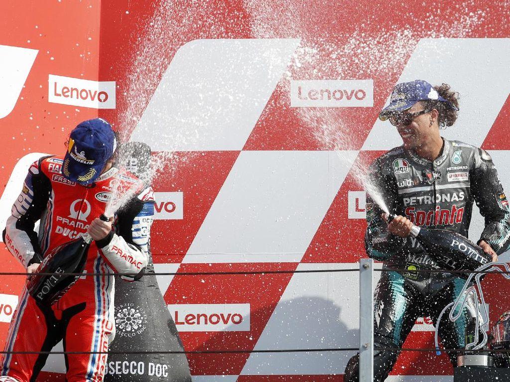 Ular-ular Peliharaan Rossi Menggigit di MotoGP San Marino