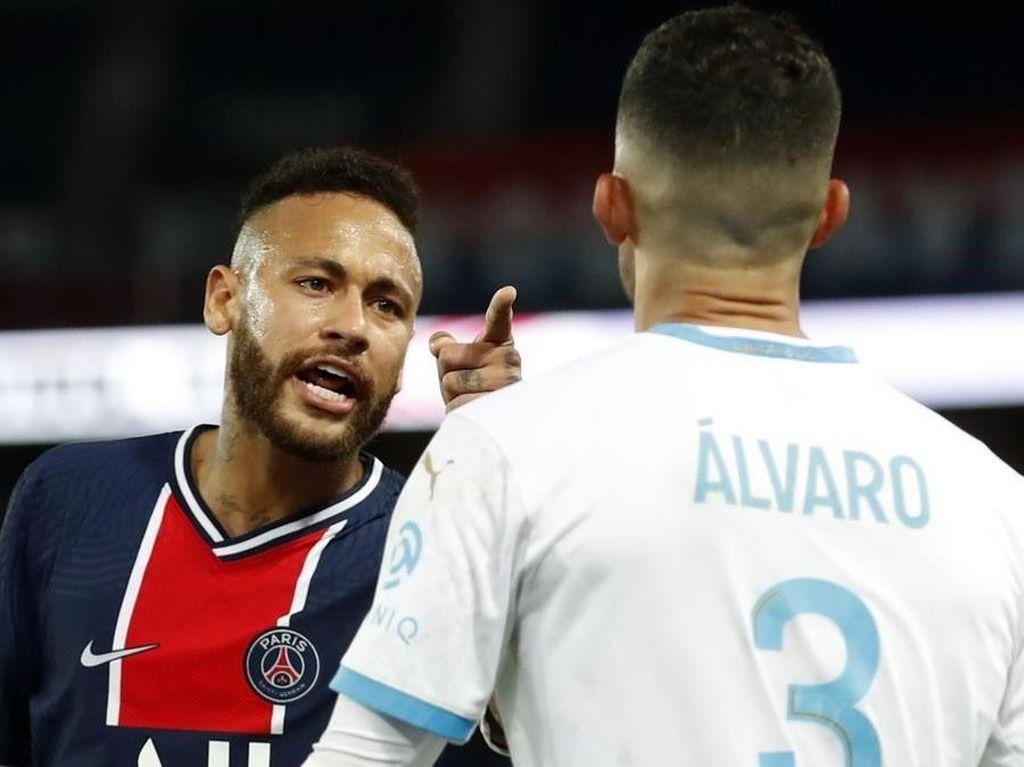 Bantah Rasis ke Neymar, Pemain Marseille Ini Beri Balasan Menohok