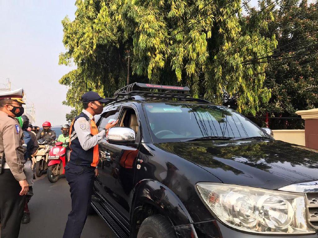 Operasi Yustisi Pengawasan Masker Digelar Selama 24 Jam di 8 Titik DKI