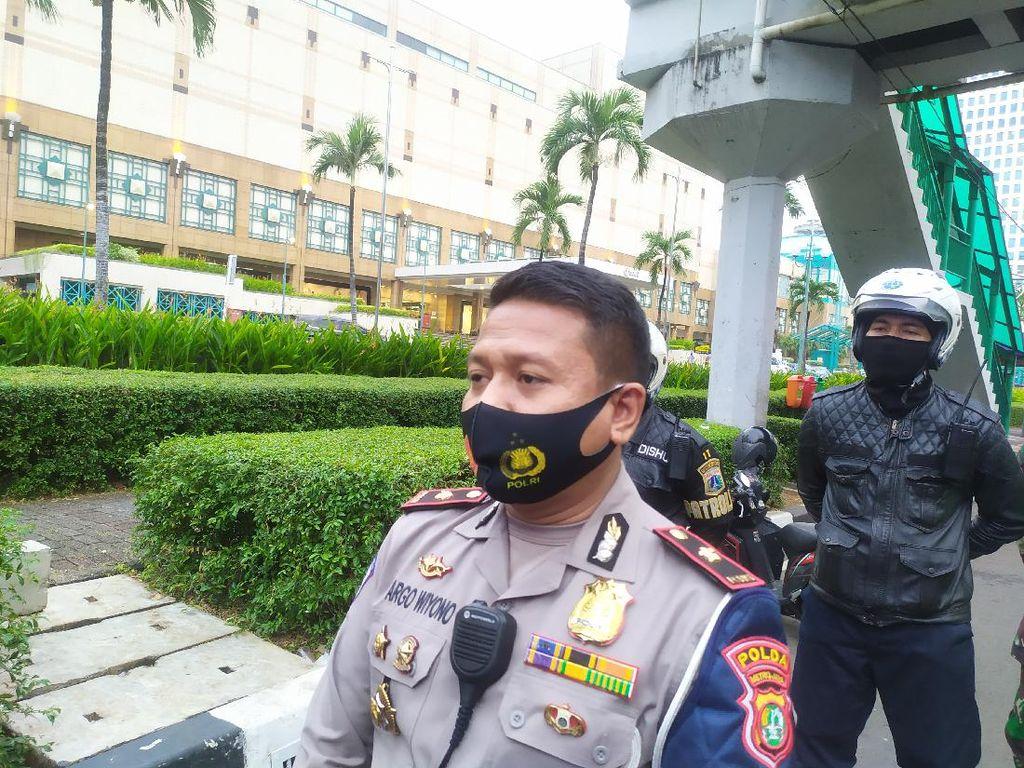 Operasi Yustisi, Polisi: Hari Ini Teguran, Besok Mulai Penindakan