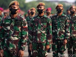 3 Fakta Kenaikan Santunan Kematian Buat TNI, Polri, dan PNS Kemhan