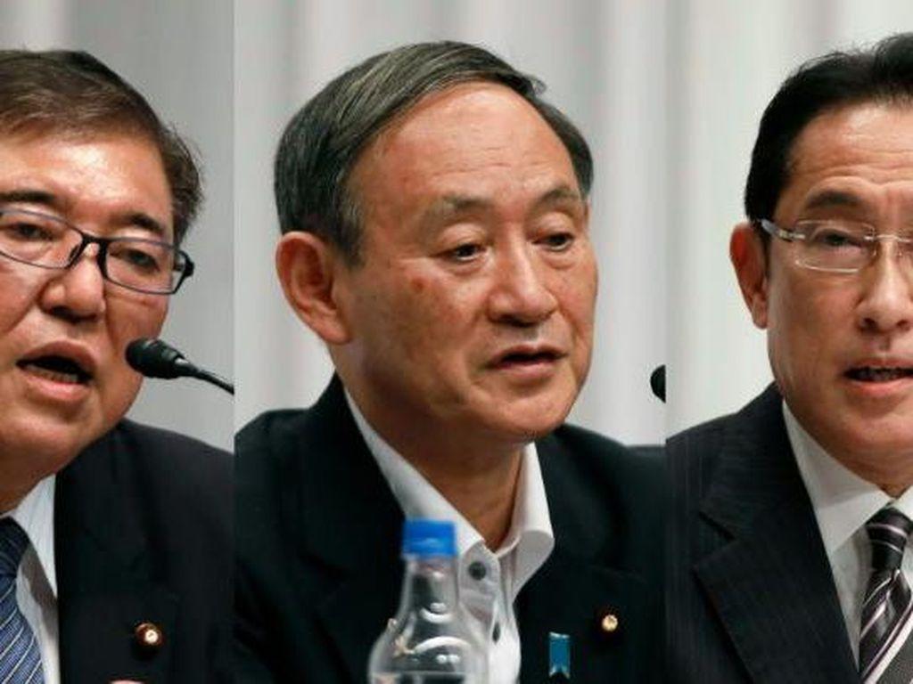 Pengganti Perdana Menteri Jepang Shinzo Abe Segera Dipilih
