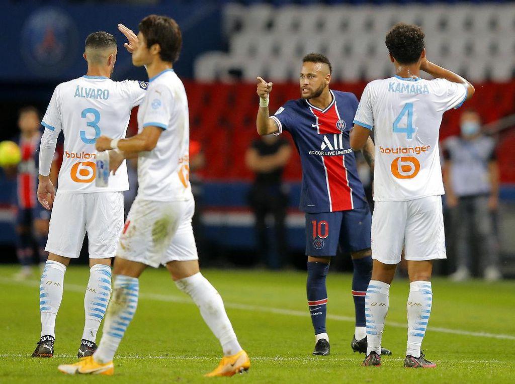 LFP Turun Tangan, Neymar dan Alvaro Gonzalez Bisa Dihukum Berat