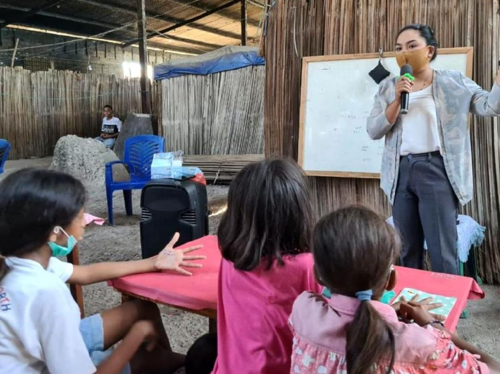Peduli Pendidikan untuk Anak-anak Eks Timtim