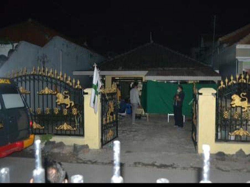 Purnawirawan Polri di Sidoarjo Dibunuh Keponakannya yang Sakit Hati