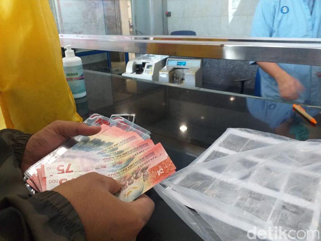 Tenang Uang Pecahan Rp 75.000 Masih Banyak, Tukar Kolektif Aja!