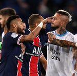 Neymar Terancam Sanksi 4 Laga Usai Tempeleng Alvaro Gonzalez