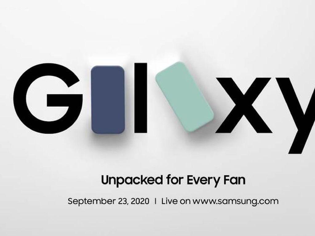 Samsung Bikin Acara Unpacked Lagi, Mau Rilis Apa?