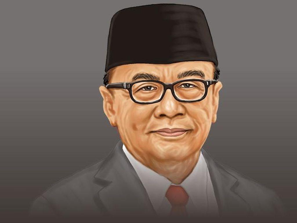 Sidarto Danusubroto, 56 Tahun Mengabdi Sebagai Polisi-Politisi