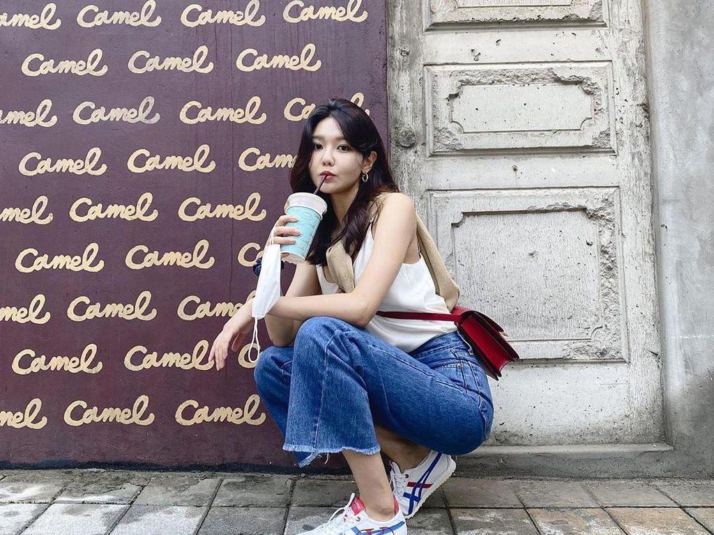 Sooyoung SNSD Bosan Makan Ayam Selama Pacari Jung Kyung Ho