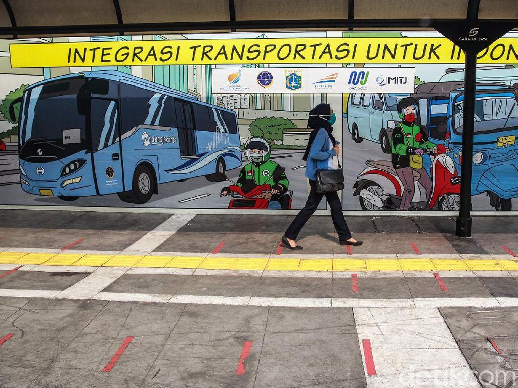 Jabodetabek 2029: 60% Warga Naik Transportasi Umum, Jakarta-Bekasi Cuma 1,5 Jam