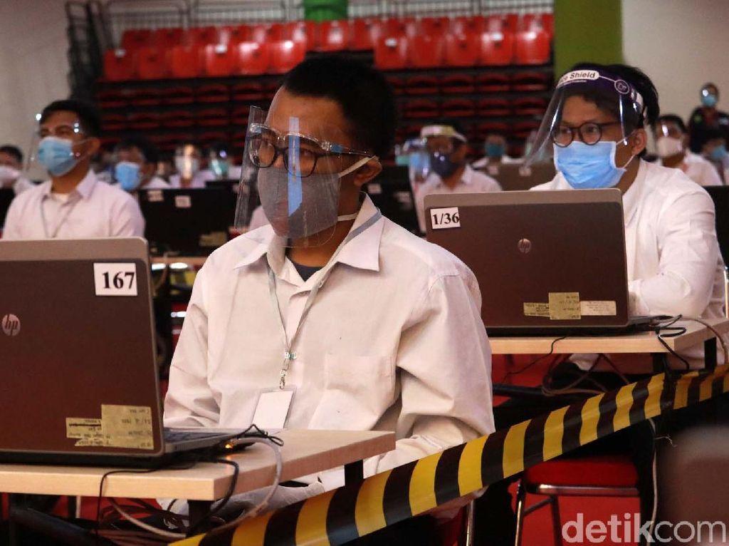 Ujian Kompetensi PPPK Guru Tahap 1, Telat 15 Menit Dialihkan ke Tahap 2