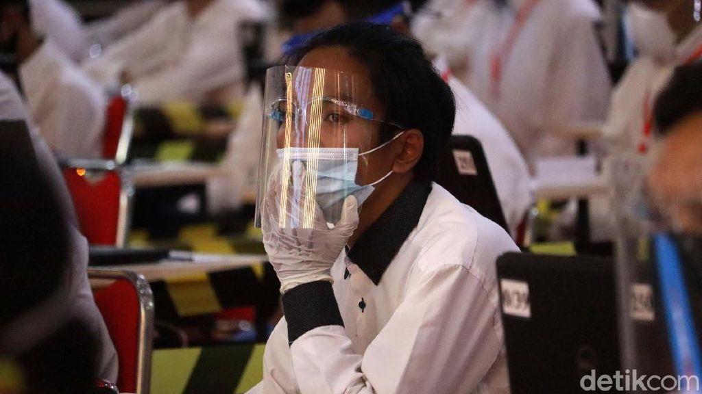 Tes CPNS di Kota Bandung Terapkan Protokol Kesehatan