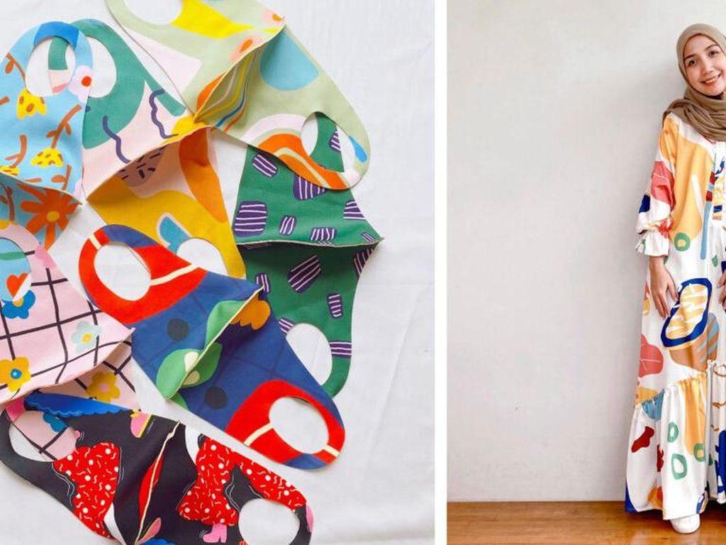 Cerita UMKM Fesyen Muslim yang Jual Masker Ludes dalam 2 Menit