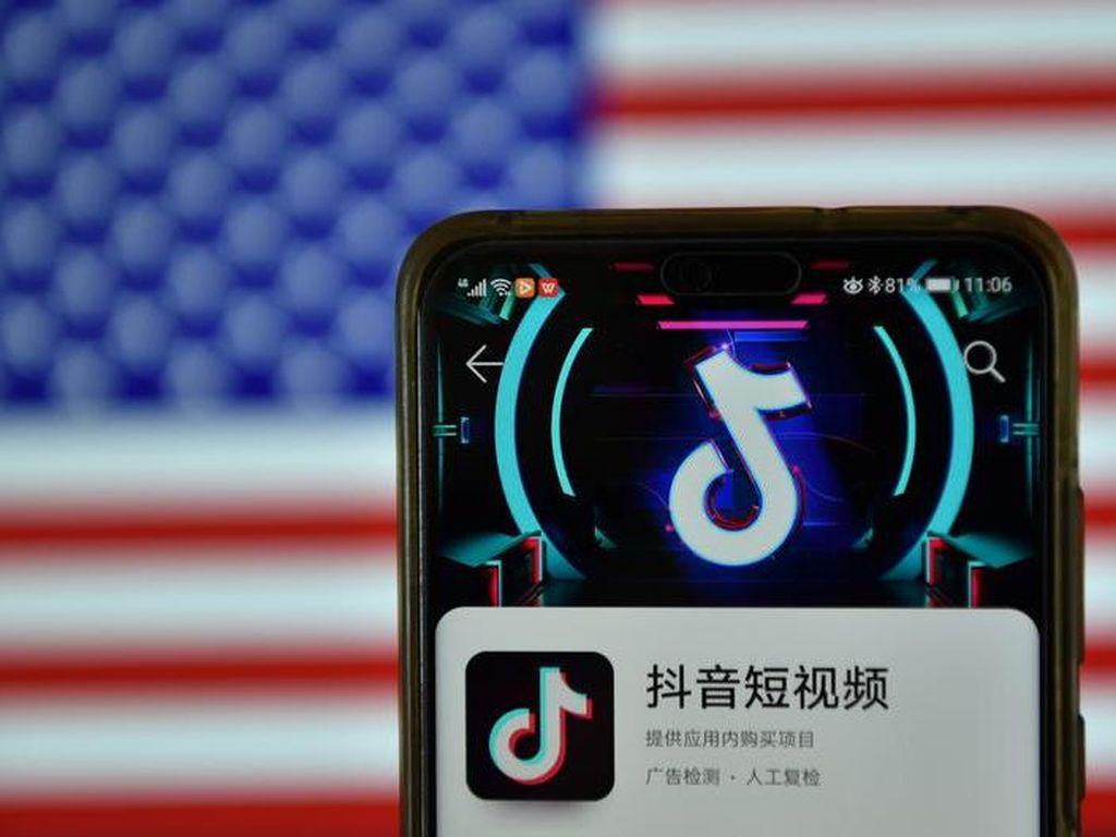 Kasihan Deh Warga AS Nggak Bisa TikTok-an dan WeChat-an Mulai Minggu