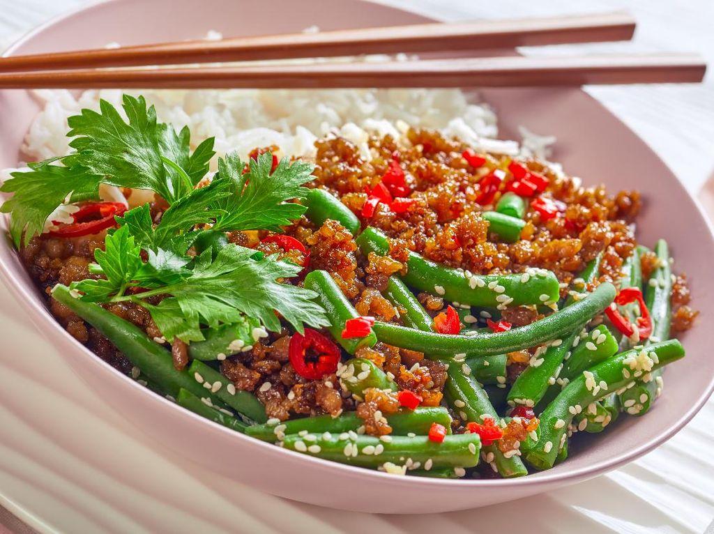 Resep Tumis Buncis ala Vietnam yang Pedas Segar