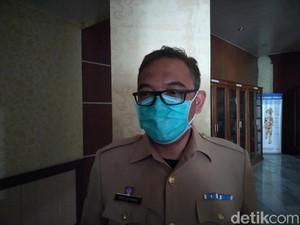 Imbas Kerumunan Acara HRS, Ratusan Warga Bogor Jalani Rapid Test