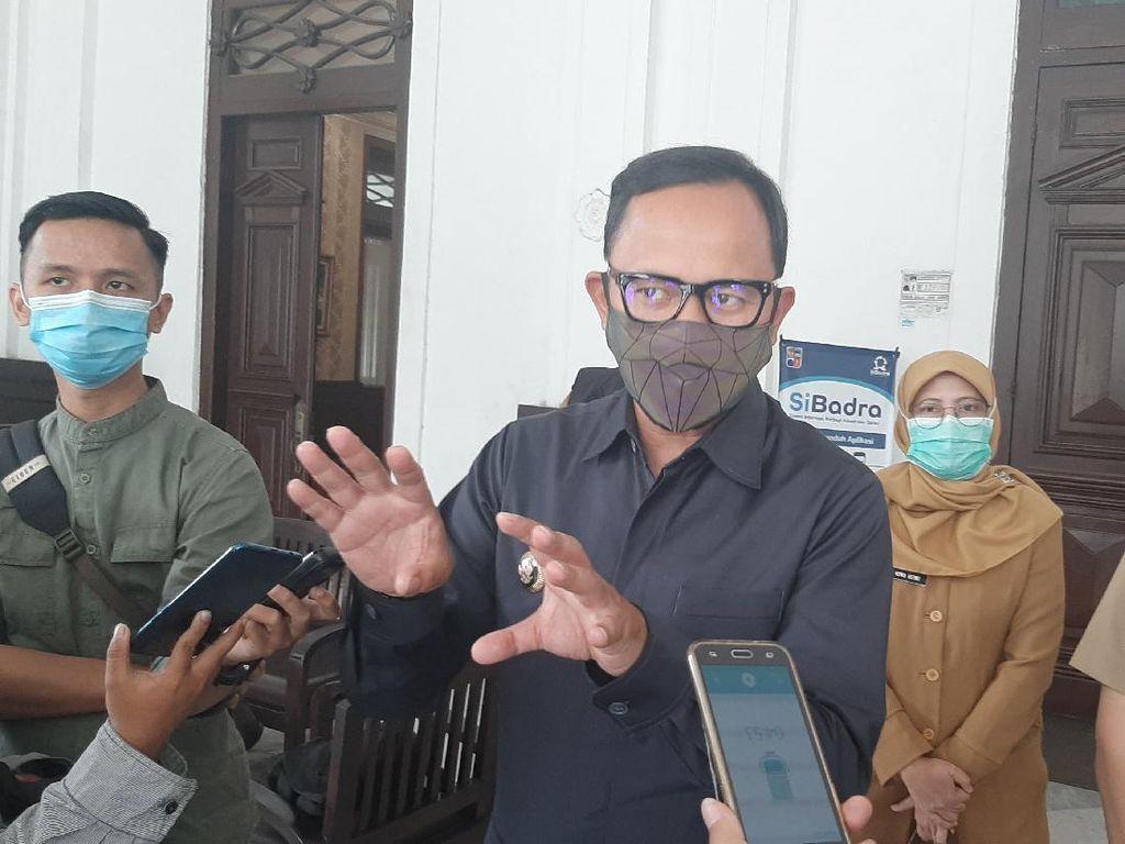 Bogor Kembali Zona Merah COVID-19, Bima Arya: PSBM Akan Berlanjut