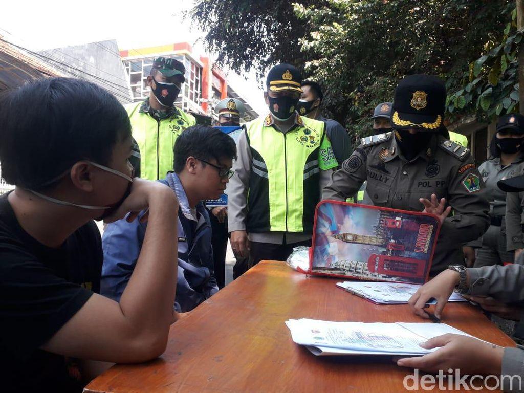 75 Persen Warga Kota Malang Diklaim Disiplin Pakai Masker