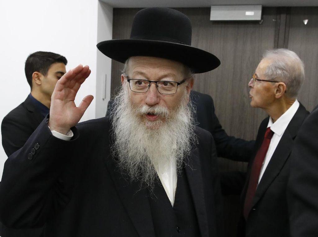 Protes Lockdown Corona, Menteri Israel Mengundurkan Diri