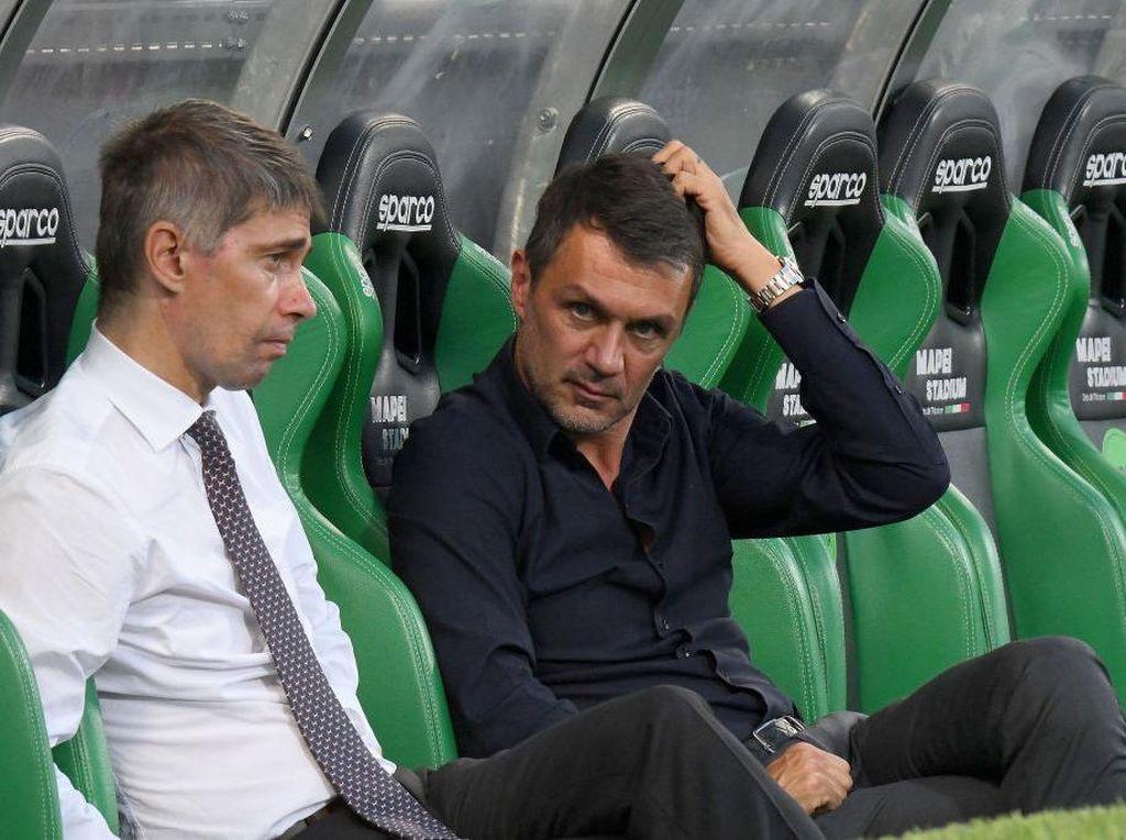 Maldini Bantah Milan Sudah Ajukan Tawaran untuk Chiesa