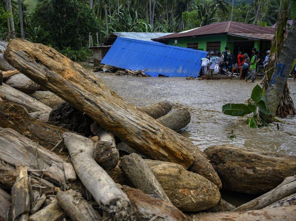 191 Hektare Lahan Pertanian-Perkebunan di Sigi Rusak Akibat Banjir