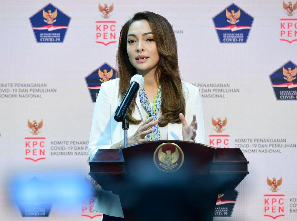dr Reisa: Kasus Sembuh RI Hampir 80 Persen