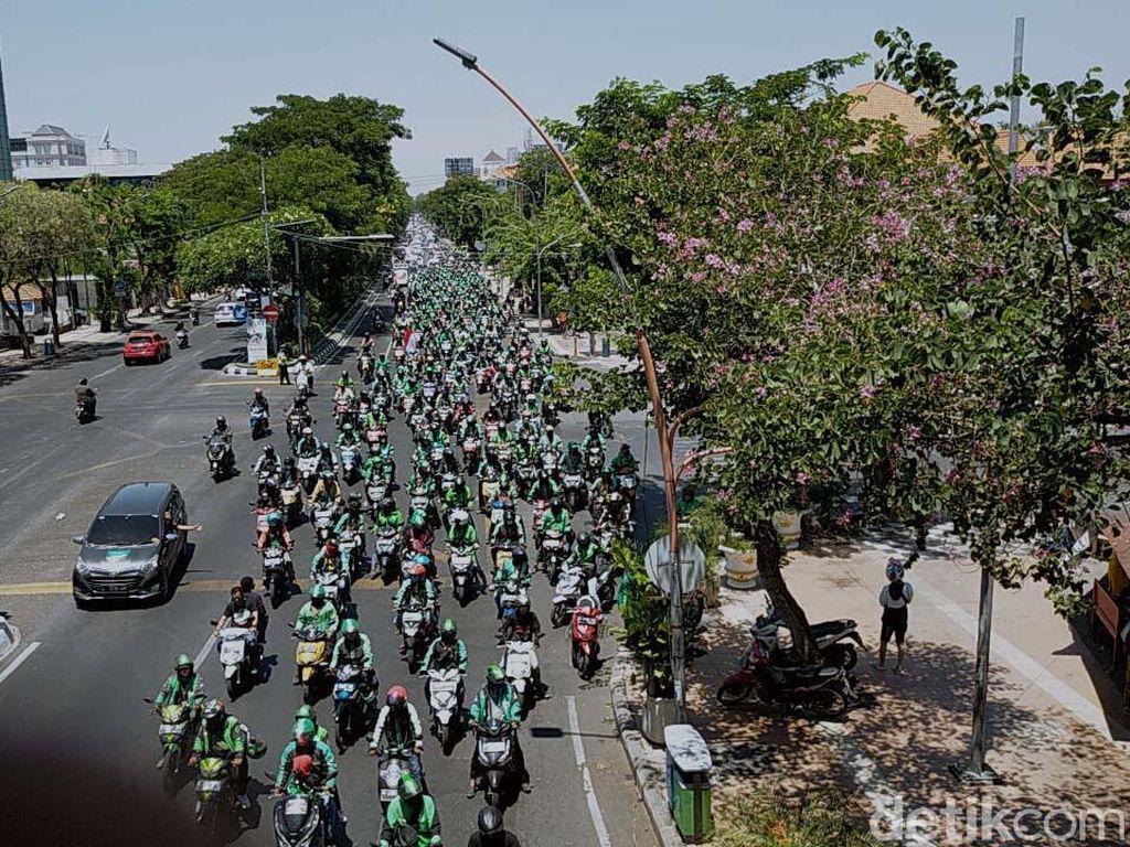 Pakar Epidemiologi Sebut Demo Ojol di Surabaya Bisa Ciptakan Klaster Baru