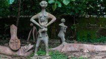 Film Porno Dibuat di Hutan Keramat, Sang Produser Diciduk Polisi